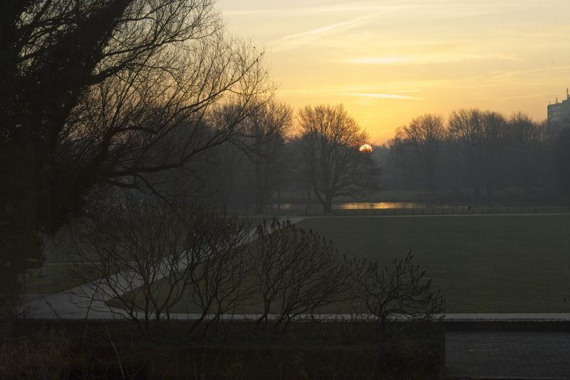 Week 9 - Ochtenden in Pastels - Mornings in Pastels